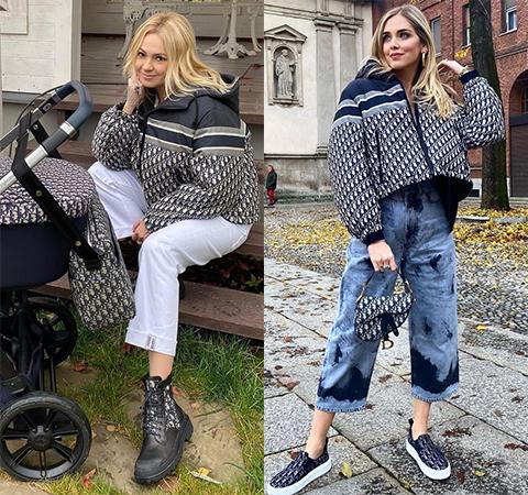 Модная битва: Яна Рудковская против Кьяры Ферраньи