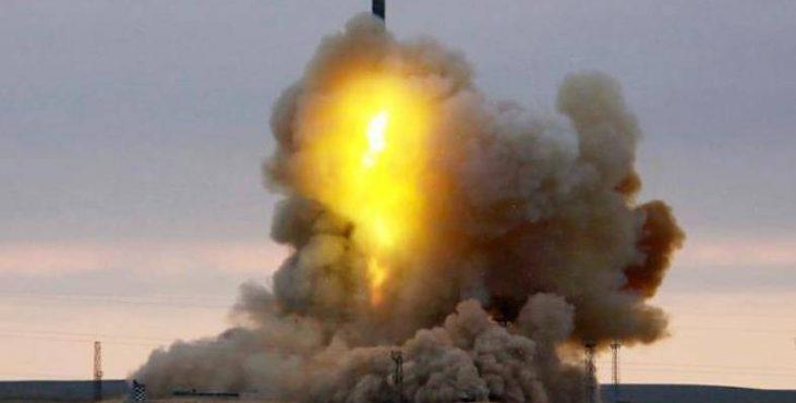 Гиперзвуковой «Авангард» понесут полученные с Украины «Стилеты»