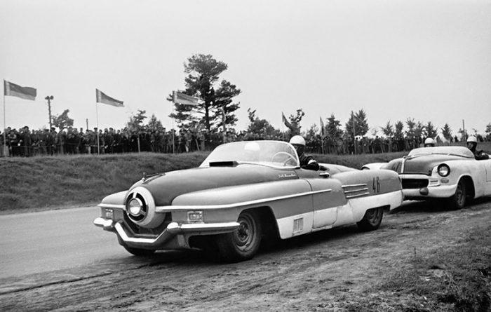 Спортивные и гоночные автомобили СССР