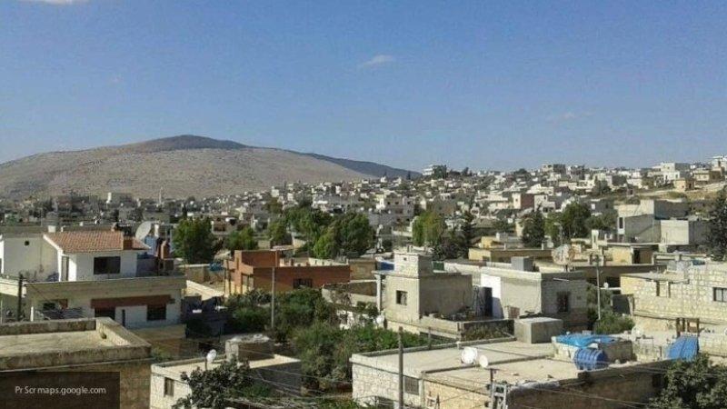 Столкновения армии Сирии и боевиков продолжаются на юге Идлиба