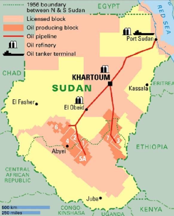 «Многовекторность» по-африкански: к вопросу об отмене Суданом военного соглашения с Россией геополитика