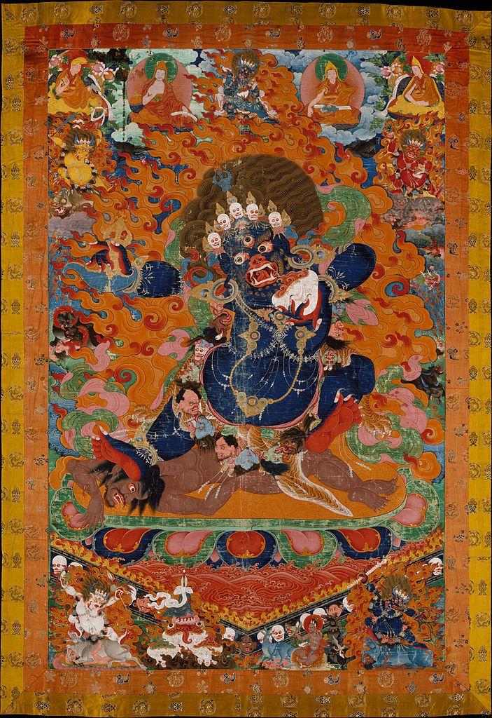 Тибетская «Книга мертвых» «путеводитель» по загробному миру?