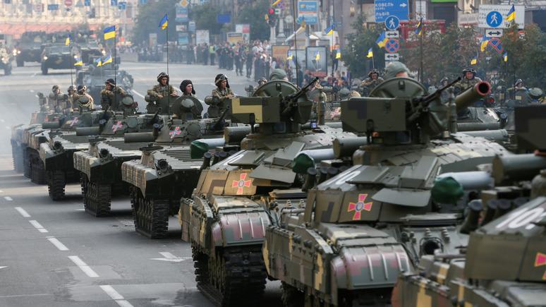 Украинский генерал: Украина способна воевать с Россией