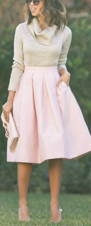 Красивые юбки на весну