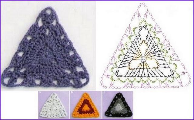 Ещё треугольные мотивы крючк…