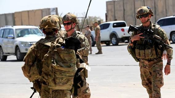 Франция осудила нападения в Ираке ИноСМИ