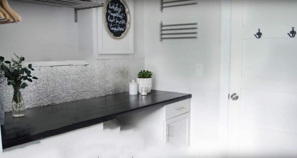 Забудьте о кухонном фартуке из кафельной плитки: 9 улетных альтернатив дизайн,идеи для дома,ремонт