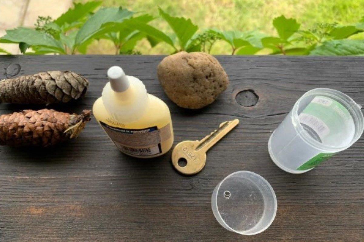 Как сделать домашний тайник, о котором знают только свои ключи, можно, тайничок, камень, тайник, придется, соорудить, крышки, случае, например, просто, место, местности, баночка, клеем, Нужно, ключей, неприметный, камушек, размер