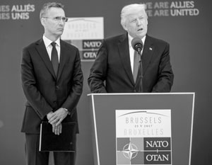 НАТО готовится к битве с Трампом
