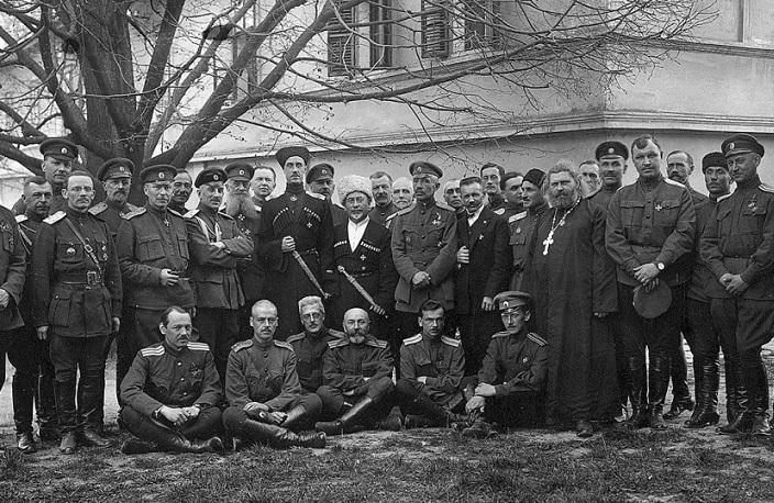 Какие белые офицеры дожили до конца власти коммунистов