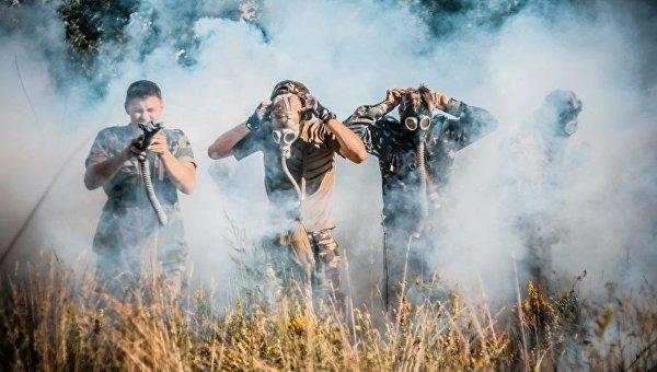 «Мы убьем всех русских!» ИноСМИ о детских лагерях на Украине, где растят юных неонацистов украина