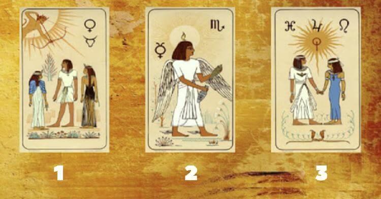 Египетские карты таро поведа…