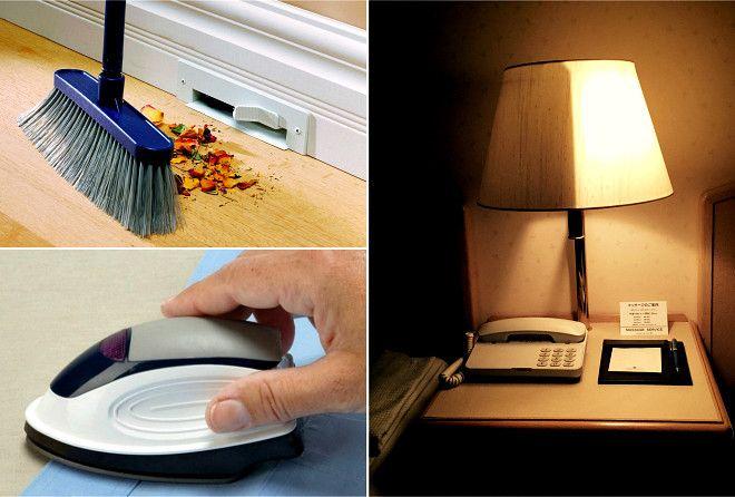 Крутые изобретения, которыми хочется обзавестись немедленно.