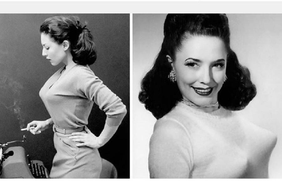 Мода на женскую грудь в 1940-1950 годах