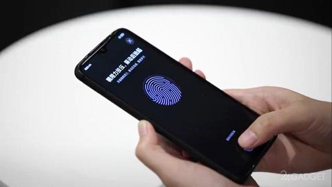 Смартфоны будущего могут перейти на 3D биометрическую аутентификацию будущее,гаджеты,мобильные телефоны,смартфоны,телефоны,техника,технологии,электроника