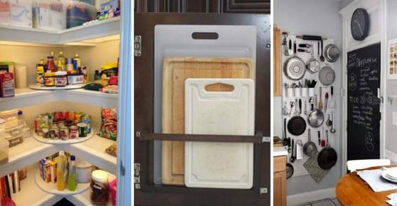 8 гениальных идей для кухни,…