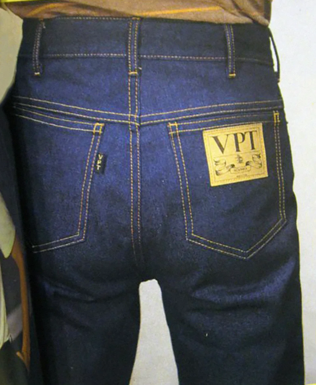 Когда был Ленин маленький, с кудрявой головой, носил он рибок старенький и левис голубой! Какие джинсы производились в СССР