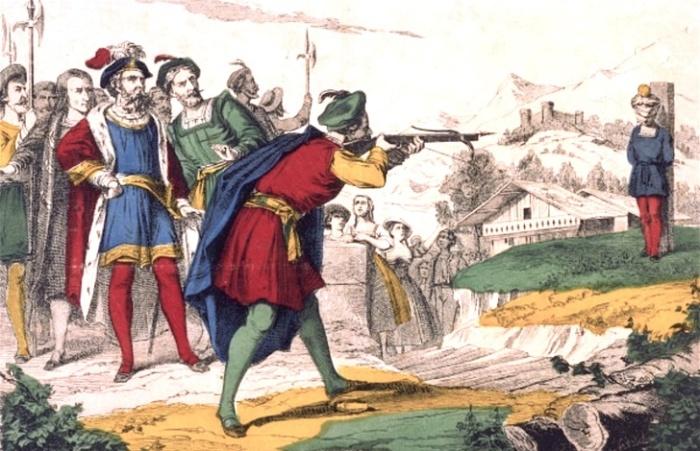 Исторические личности, существование которых не доказано