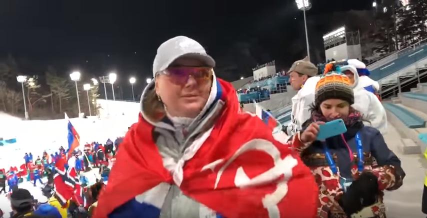 """""""Я не уберу этот флаг. Это м…"""