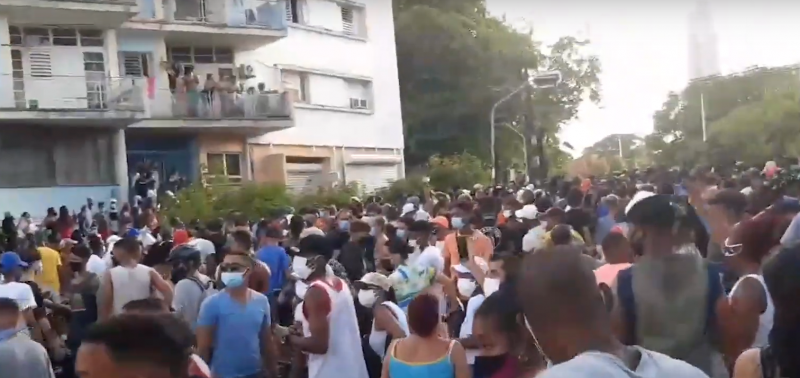 Неожиданная Куба. Ещё одна перестройка геополитика