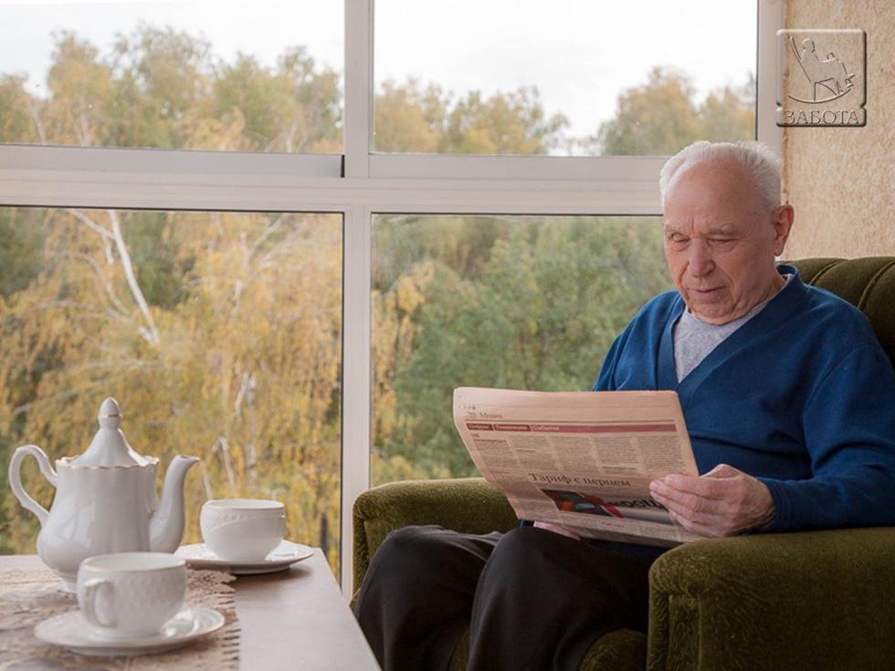 механизм пенсионеры у окна фото основана оценке