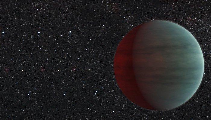 19. Wasp-17b -  ретроградное движение  вселенная, интересное, космос, подборка, экзопланета