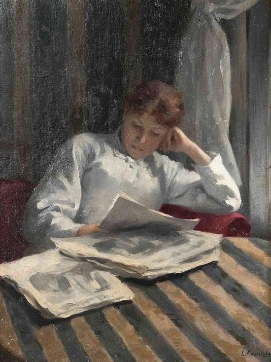 художник Leopold Franz Kowalski (Леопольд Франц Ковальский) картины – 15