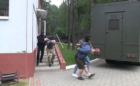 Некоторые из 33 задержанных в Белоруссии россиян сказали, что ехали в Стамбул «осмотреть собор» общество,россияне