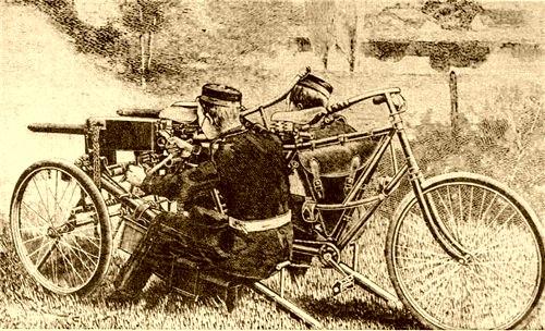 История велосипедных войск в России и мире велосипед, время, охраны, автомобилей, подвод, только, охране, войны, практически, армии, министра, России, период, который, велосипедистов, велосипеда, команды, боевой, перед, одной