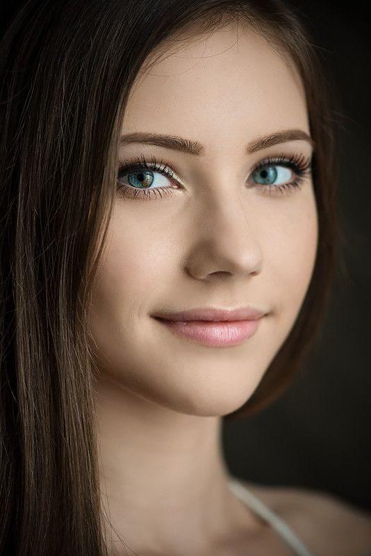 Потрясающие красотки, которые завораживают своей естественной красотой естественная красота, девуки