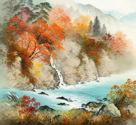 художник Коукеи Кодзима (Koukei Kojima) картины – 06