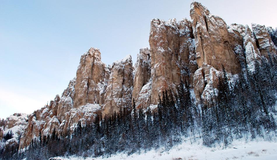Одно из самых красивых мест Сибири
