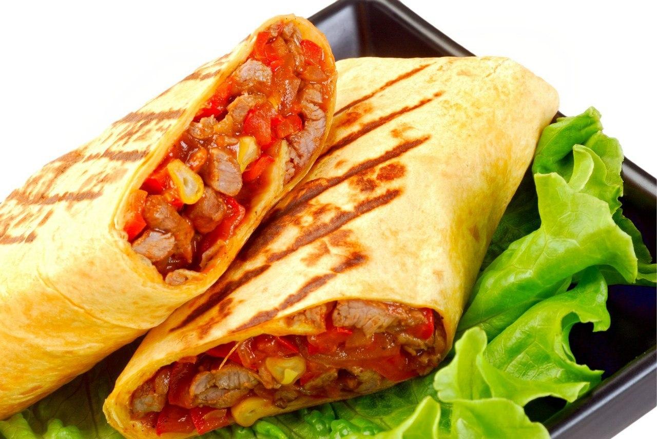 Мексиканская кухня: буррито по-мексикански