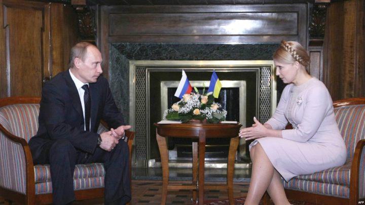 Тимошенко готова ехать к Пут…