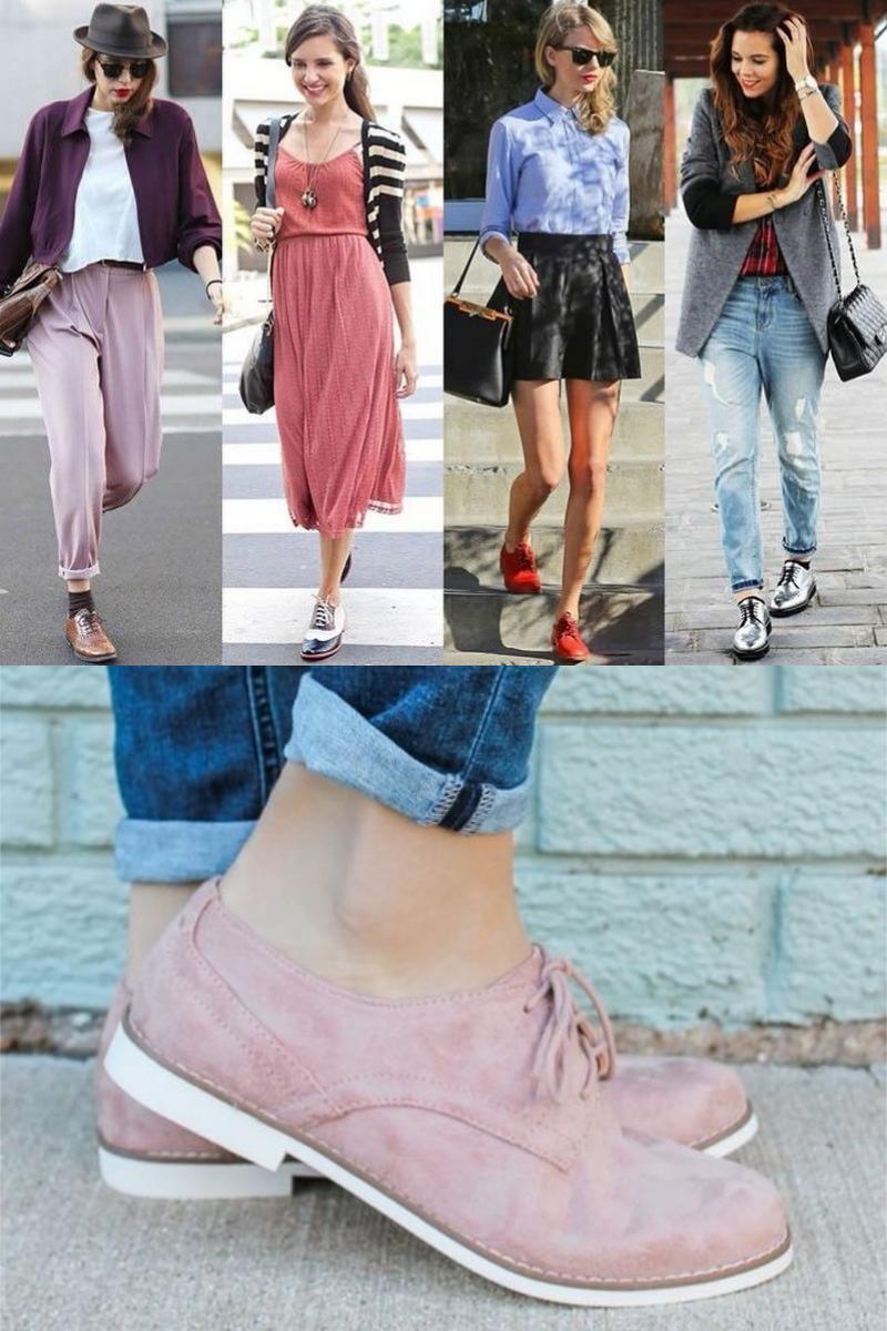 какая обувь модная летом 2018