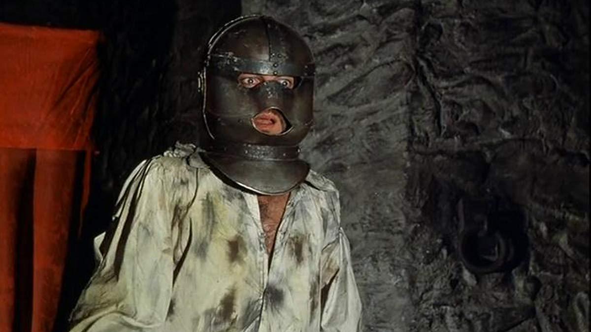 Человек в железной маске картинки