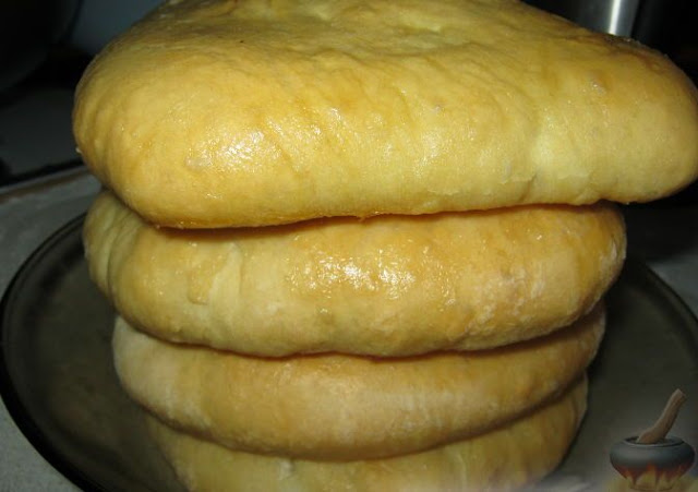 Кубдари - Хачапури с мясом