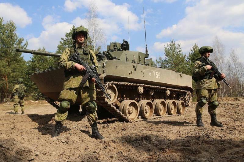 К границам Украины подведена 58-я армия, которая принуждала Грузию к миру