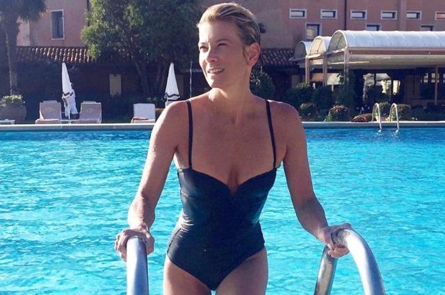 После бала: как Юлия Высоцкая проводит время в Венеции