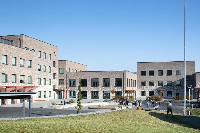 Проект учебного комплекса в Швеции