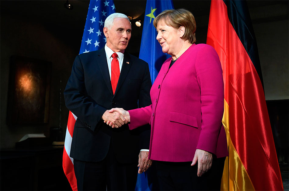 Французы и немцы отказались воевать с Россией