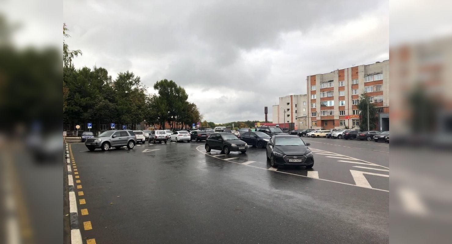 Штраф за остановку на «островке безопасности» Автомобили