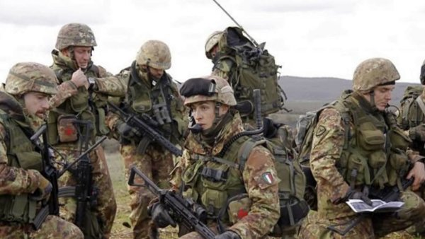 +1 страна НАТО. Италия тайно…