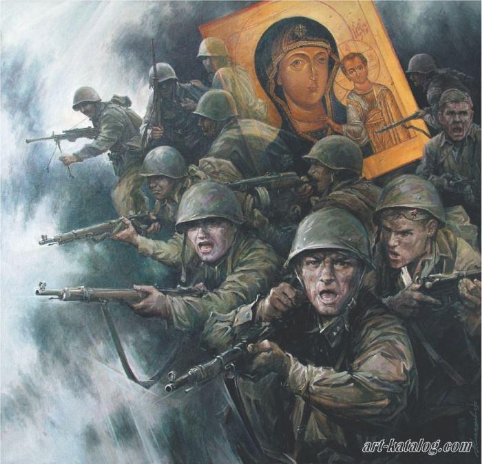 Некоторые чудеса в годы Великой Отечественной войны