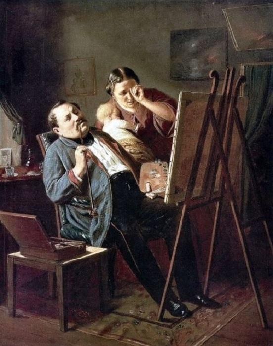 Произведение написано в сатирическом стиле, в отличие от других подобных работ проникнуто добрым, насмешливым подтекстом.