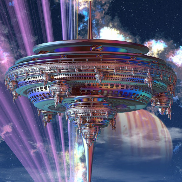 Высшие Цивилизации Космоса