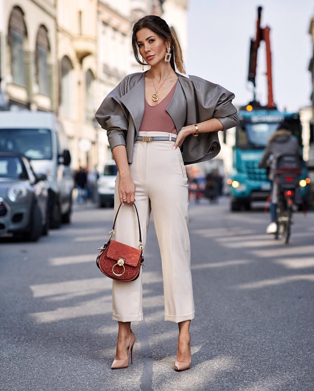 брюки женские 2019 фото 14