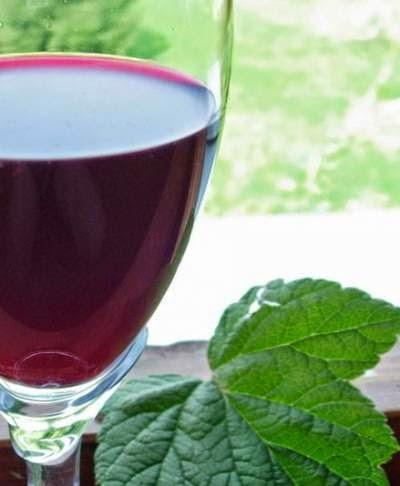Делаем вино из черной смородины