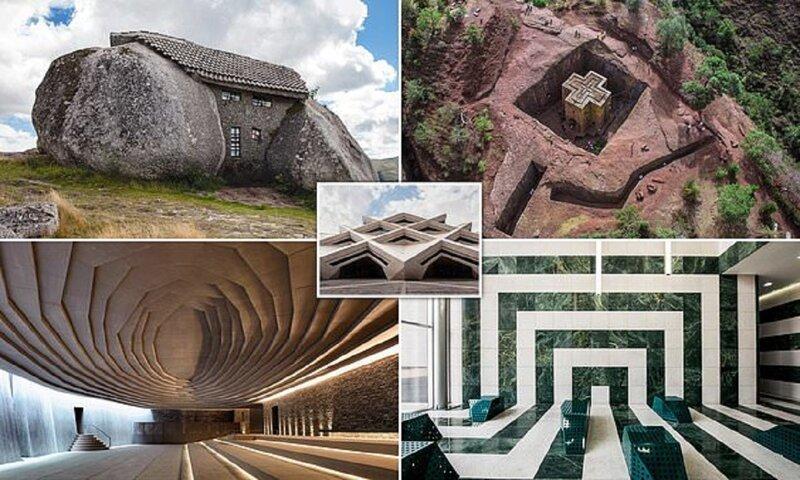 15 самых удивительных каменных зданий со всего мира