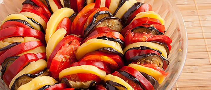 Невероятно вкусная мусака из баклажанов по - болгарски